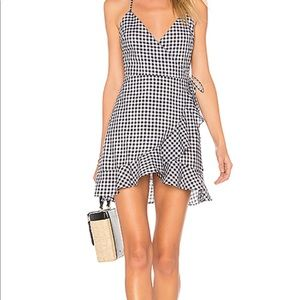 Lovers & Friends Gingham Dress